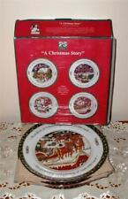 Portmeirion A Christmas Story Dinner Plates - Series Four