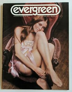 Evergreen Review Magazine May 1971 Vol 15 No 89 Brossard James Bevel