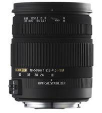Sigma Kamera-Standartobjektive ohne Angebotspaket