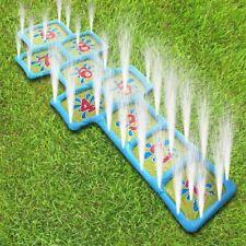 Agua Jet Inflable Número Pad Niños Verano Exterior Juego Juguetes Patio Spray