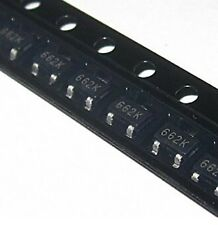 XC6206P 332MR SOT-23 SMD marking code 662K Regolatore LDO Fisso 3.3V 5 pezzi