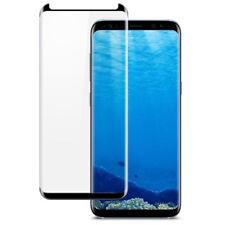 Per Samsung Galaxy S8 - 100% GENUINE VETRO TEMPERATO PELLICOLA PROTEGGI SCHERMO TRASPARENTE