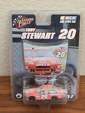 2007 #20 Tony Stewart Home Depot Watkins Glen COT Win 1/64 Winners Circle NASCAR