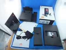 Original verpackt Sony Ericsson W810i Walkman Black Simlock Frei 4Band 2MP TOP