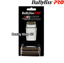 Replacement foil Babyliss FOILFX02 head and cutter for double foil shaver FXFS2E