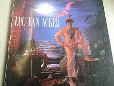 Luc Van Acker - Luc Van Acker [Wax Trax] (Self Titled U.S. LP Ex. Vinyl)