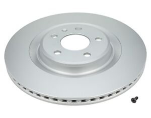 MEYLE PD Brake Rotor Rear Pair 115 523 0035/PD fits Audi Q5 2.0 TDI Quattro (...