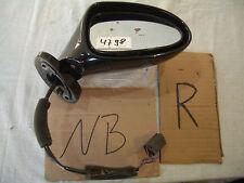 Mx5 MX 5 Miroir Noir a3f côté passager E-Miroir Droit NB NBFL 4798