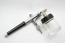 PRECISION AIRBRUSH - AIR BRUSH DOUBLE ACTION SIDE FEED SUCTION AB-133 - NEW!