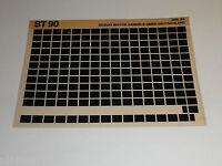 Microfiche Spare Parts Catalog Suzuki Carry St 90 Stand 01/1984