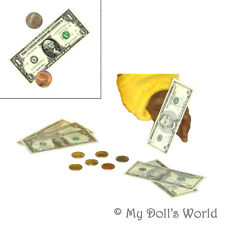 Money For 18 Inch Doll - Accessories - Fit American Girl Springfield Collection
