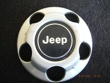 93-06 Jeep Cherokee Wagoneer Wrangler OEM steel wheel center cap
