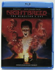 Nightbreed Director's Cut Blu-ray DVD Combo Pack Clive Barker Scream Factory