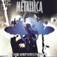 METALLICA The Unforgiven II (Part One) CD SINGLE NEW