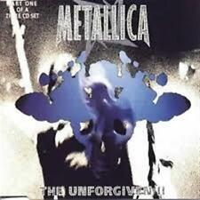 CD Single Metallica The Unforgiven II Part One Bonus Poster