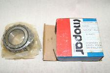New NOS 017905257 1790525 MOPAR Dodge cone bearing