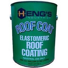 American Motorhome RV Hengs Elastomeric Roof Coating 1 US Quart