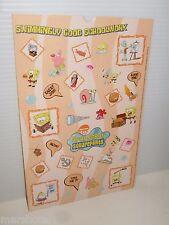 Nickelodeon Spongebob Squarepants Award Certificates & Sticker Sheets 2001