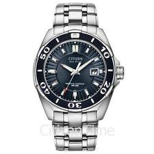 -NEW- Citizen Signature Perpetual Calendar Watch BL1258-53L