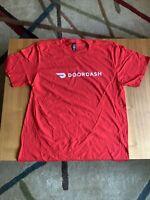 DOORDASH Shirt XL New