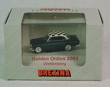 Brekina Sondermodell - Volvo 121 Amazon - Golden Oldies Wettenberg 2003 - in OVP