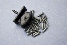 G Scale Plastic Coupler Pockets WITH RIVETS - Pack of 12 Couplers + 50Rivets