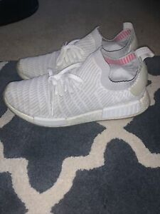Adidas NMD Prime knit White Size 11