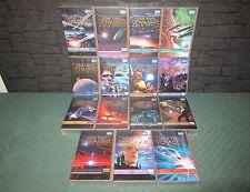 VHS-Smmlung: Star Trek - Voyager - 30 Kassetten - VHS