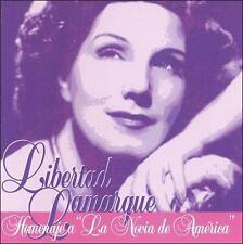 Lamarque, Libertad : Homenaje a la Novia de America CD
