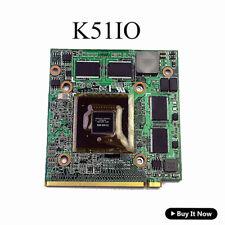 For ASUS K61IC X66IC K51IO Graphic Video Card G96-630-C1 VGA 9600M GPU Test