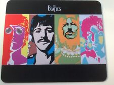 The Beatles Photo Art Mouse pad mat Vintage Style - John Lennon - Paul mccartney