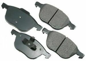 AKEBONO PRO-ACT Brake Pad Set 30793618 / ACT 1044