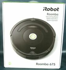 NEW iRobot Roomba 677 Automatic Wi-Fi Connected Robotic Vacuum Cleaner R677020