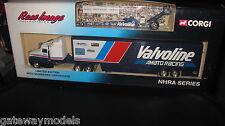 1/64 CORGI NHRA DRAG RACING TOP FUEL DRAGSTER VALVOLINE  AMATO RACING & TRUCK