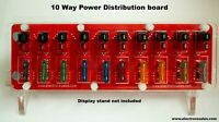 RigRunner  fits Anderson Powerpole 12 Volt Fused Panel, 9 output 1 input