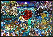 Tenyo Jigsaw Puzzle DP1000-033 Disney The Little Mermaid Pieces Story 1000