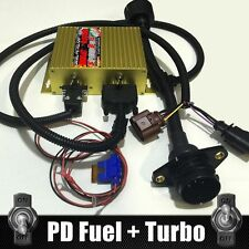 Turbo+Fuel VW Golf 5 V 1.9 TDI 105 CV Centralina Aggiuntiva Chip Tuning 4Mode