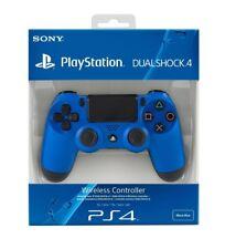 SONY DualShock 4 V2 Wireless Controller - Blue - Currys