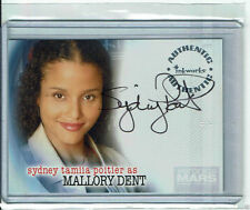 P Surname Initial Uncertified Original Female TV Autographs