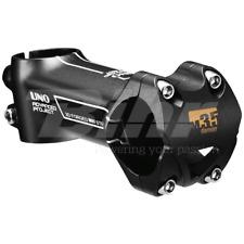 KALLOY UNO ATTACCO MANUBRIO BICI BMX HANDLEBAR STEM M35 100mm Ø35 NERO BLACK