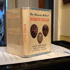Observers Book Of Birds Eggs 1967