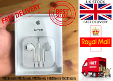 Apple EarPods with Lightning Connector White In-Ear Only Headsets for Apple