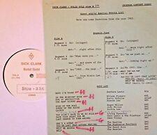 RADIO SHOW: DICK CLARK GOLD 336 1965! SPOONFUL, BEATLES,BEACH BOYS,BARRY McGUIRE