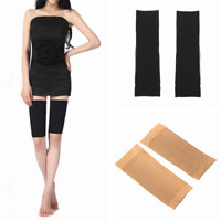 Slimming Weight Loss Leg Shaper Cellulite Fat Burner Thin Wrap Belt Band Gift