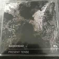 RADIOHEAD - PRESENT TENSE - BRAND NEW 1 TRACK UK PROMO CD