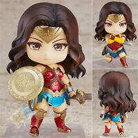 "Nendoroid Wonder Woman 4"" PVC Action Figure Model Toy Collection Gift"