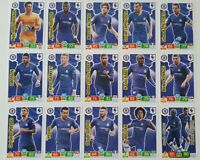 2019/20 Chelsea Team Set Soccer Cards Panini Adrenalyn EPL (15 cards)