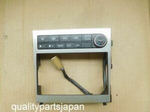 Nissan Skyline V35 Double DIN Console Panel INFINITI G35 2 DIN 2005-2007
