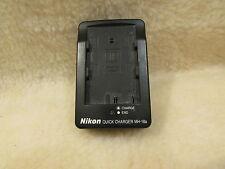 Genuine Nikon Chargeur rapide MH-18a compatible avec EN-EL3a et EN-EL3 Piles