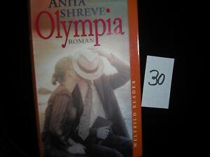 """""""Olympia"""" von Anita Shreve"""
